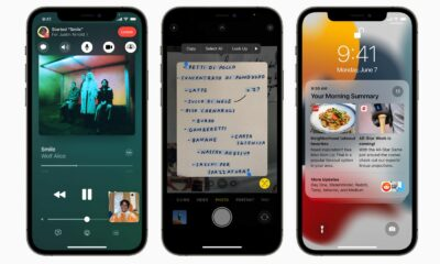 iOS 15 iPhone & iPad