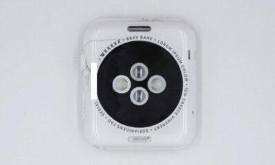 Apple Watch céramique