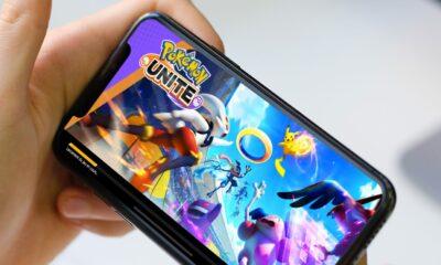 Pokémon Unite jeu iPhone