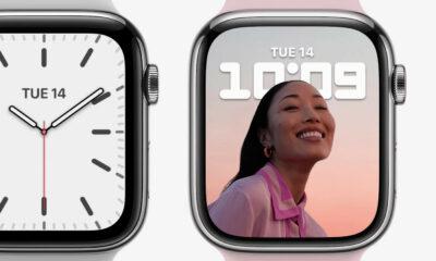 Apple Watch Series 7 comparaison