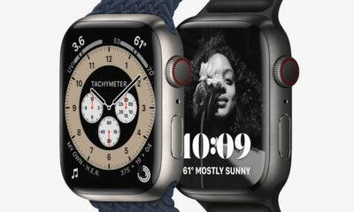 Series 7 Apple Watch