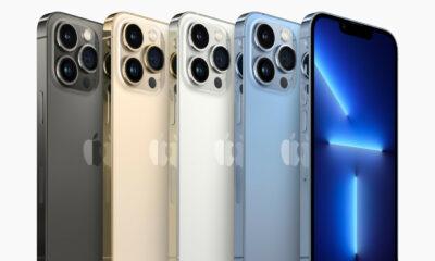 iPhone 13 Pro et finitions