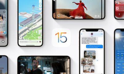 Aperçu iOS 15