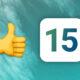 iOS 15 top nouveautes