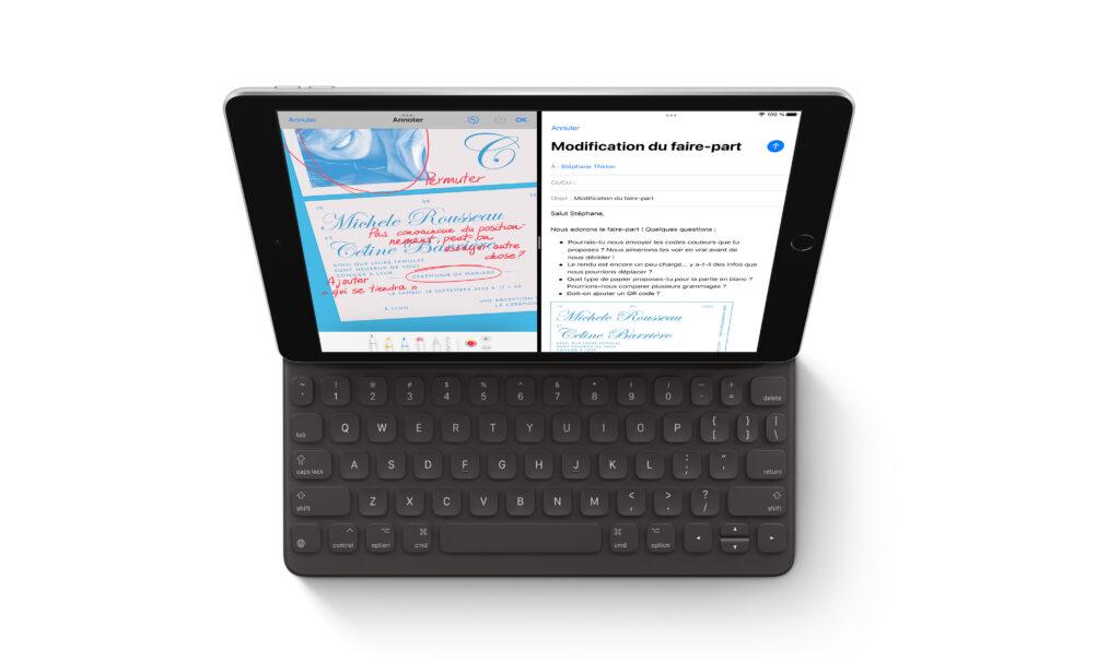 iPad 9e génération