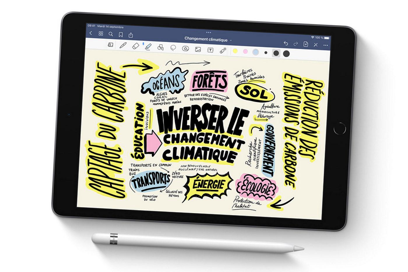 iPad 9 meilleur prix