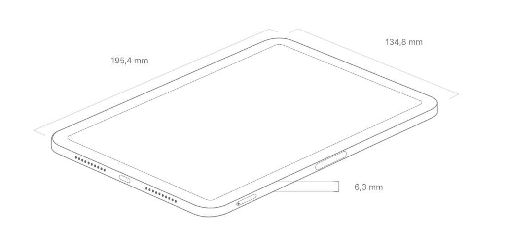 iPad mini sixième génération