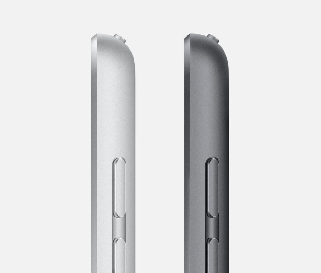 iPad neuvième génération
