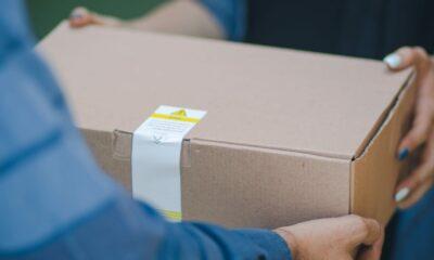 Paquet livraison LaPoste