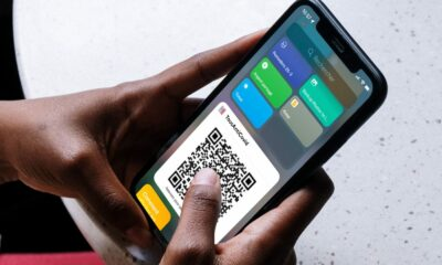 Afficher pass sanitaire app TousAntiCovid en widget