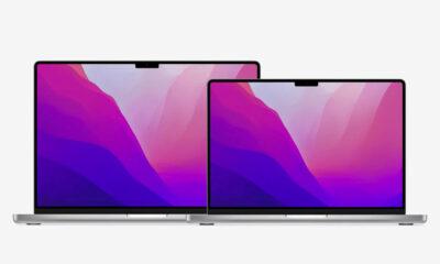 MacBook Pro 2021 gamme