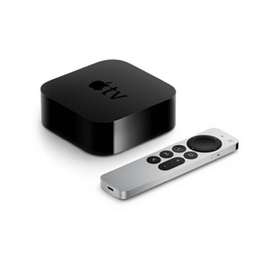 Apple TV HD 32 Go avec Siri Remote 2
