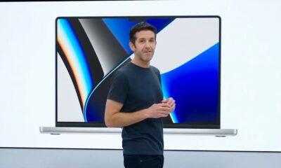 Conférence MacBook Pro 14 et 16 pouces