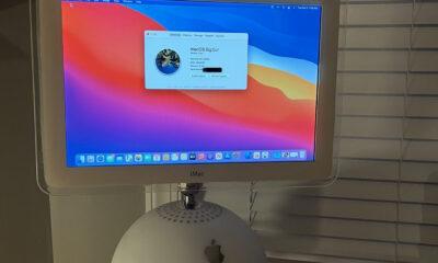 iMac G4 M1