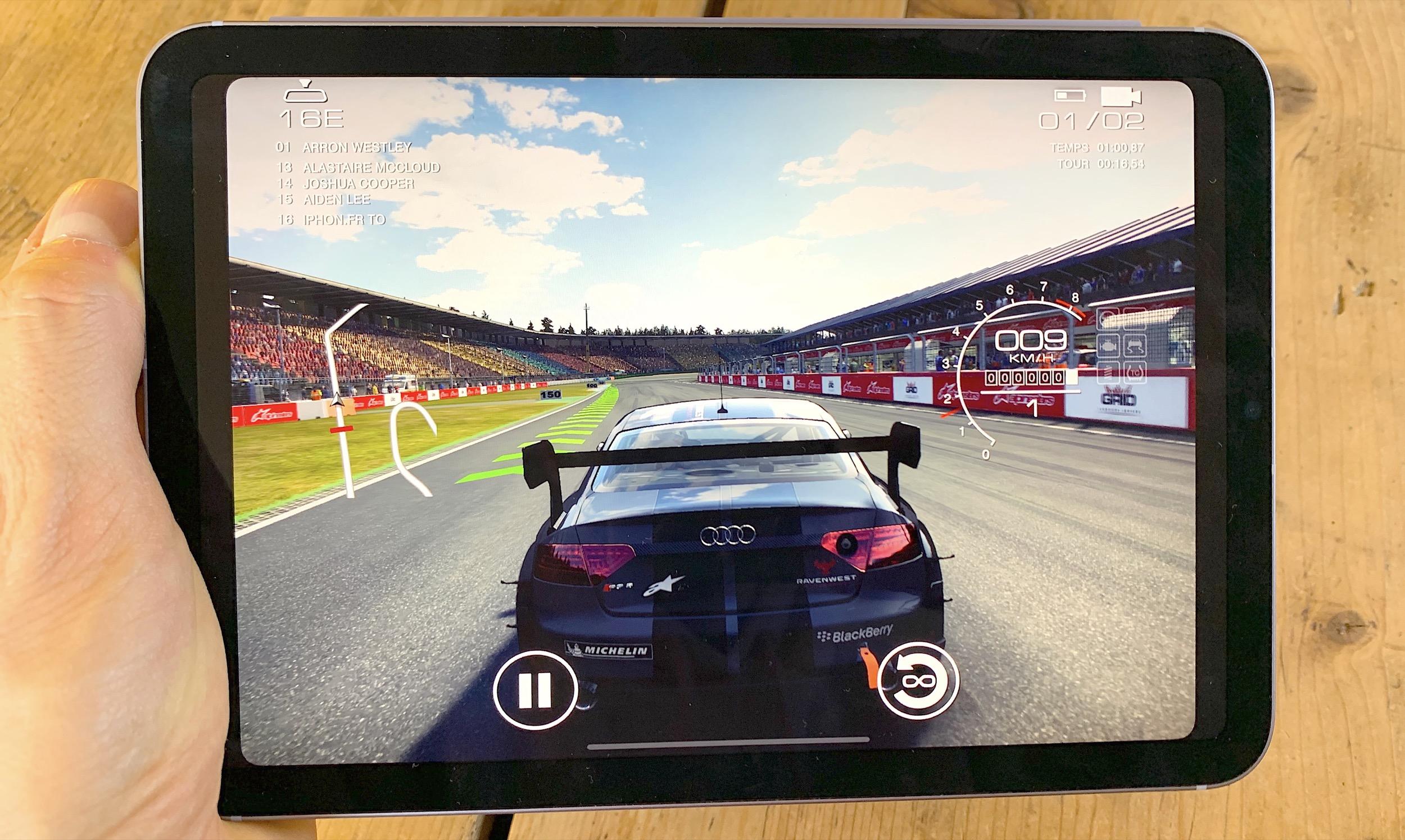 iPad mini 6 Grid Motosport
