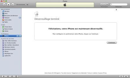 la carte sim installée dans cet iphone ne semble pas être prise en charge Désimlocker un iPhone légalement et gratuitement en France : c'est