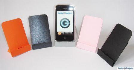 bricolage iphone le support en carton iphone x 8 ipad et apple watch blog et actu par. Black Bedroom Furniture Sets. Home Design Ideas