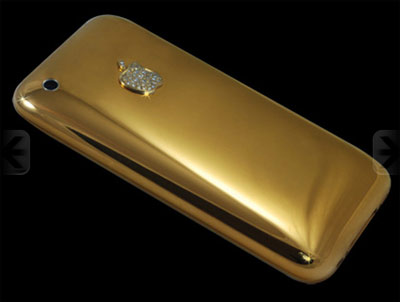 iphone 3g or 24 carats