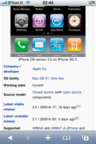 IPhone 7, wikipedia, la enciclopedia libre Espaol, wiki Offline wikipedia in Spanish for iPhone