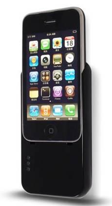 une batterie king size pour alimenter l 39 iphone. Black Bedroom Furniture Sets. Home Design Ideas