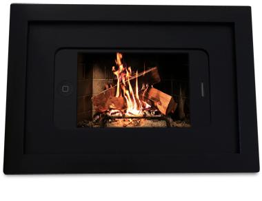 l 39 iphone devient cadre photo num rique video iphone x 8 ipad et apple watch blog et. Black Bedroom Furniture Sets. Home Design Ideas