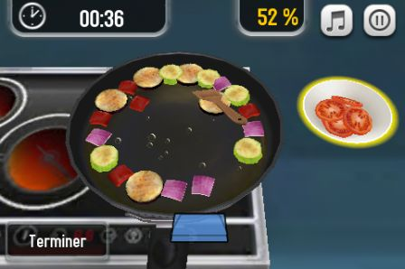Jeu iphone ipod touch pocket chef un clone de cooking - Jeu de cuisine cooking mama ...