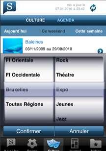 Belgique Dating App