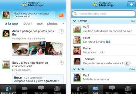 Windows live messenger officiellement disponible sur l - Www msn com fr fr ...