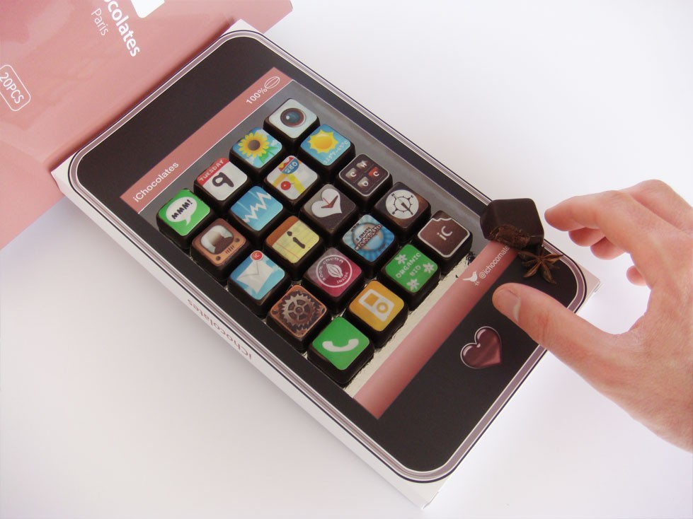 chocolat iphone