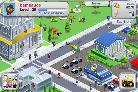 building games online