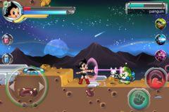 free iPhone app Astroboy_Tap Tap Rush