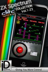 free iPhone app ZX Spectrum: Elite Collection