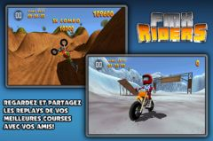free iPhone app FMX Riders