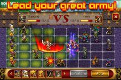 free iPhone app Battle Fury