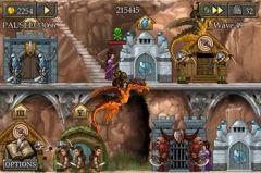 free iPhone app Defender Chronicles - Legend of The Desert King