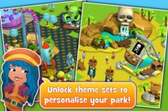free iPhone app Funpark Friends