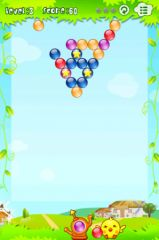 free iPhone app Puzzle Bubble Pro