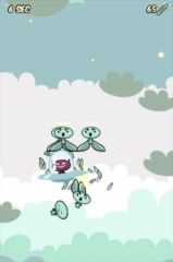 free iPhone app The Flight of Flo Flo