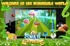 free iPhone app Snail Express
