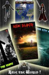 free iPhone app Vampire Stories Plus