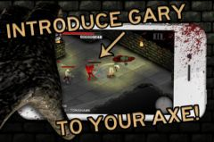 free iPhone app Thorn: Zombie Dungeon Survival