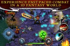 free iPhone app Eternity Warriors