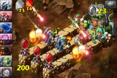 free iPhone app Hero TacTics2