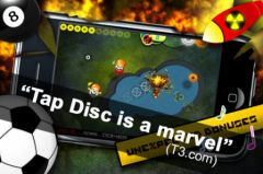 free iPhone app Tap Disc