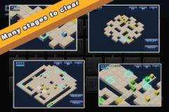 free iPhone app Wander Cube