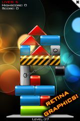 free iPhone app Glass Tower 3