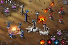 free iPhone app Castle Wars
