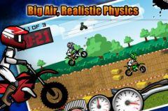 free iPhone app Speedy Biker Xtreme