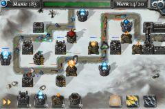 free iPhone app Legends of Elendria: The Frozen Maiden