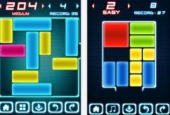 free iPhone app Glow Unblock:Klotski And Unblock